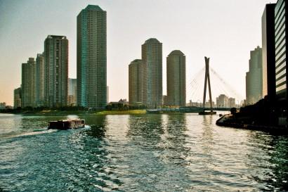 Japan 2001-Tokyo Bridge Landscape-76