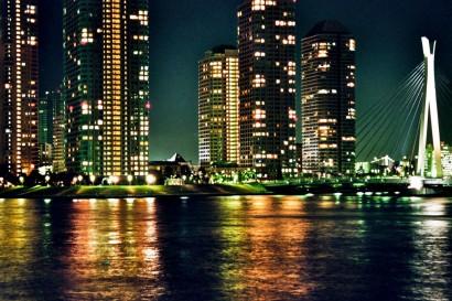 Japan 2001-Tokyo Bridge Landscape-78