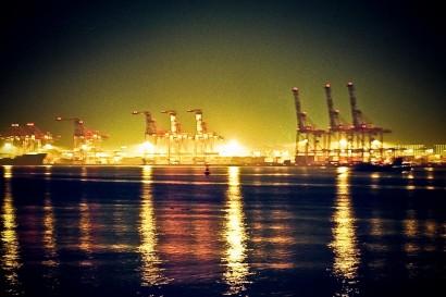 Japan 2001-Tokyo Port Landscape-80