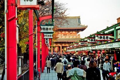 Japan 2001-Tokyo Temple-40