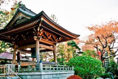 Japan 2001-Tokyo Temple-47