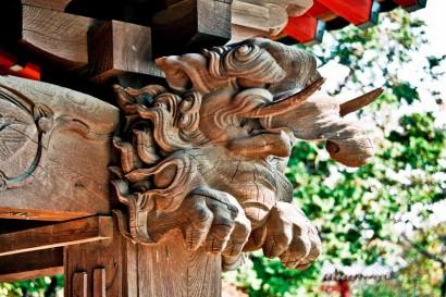 Japan 2001-Tokyo Temple-48