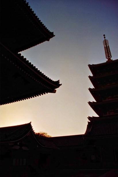 Japan 2001-Tokyo Temple-55