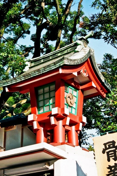 Japan 2001-Tokyo Temple-60