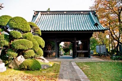 Japan 2001-Tokyo Temple-61