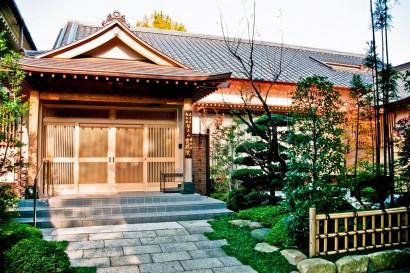 Japan 2001-Tokyo Temple-62