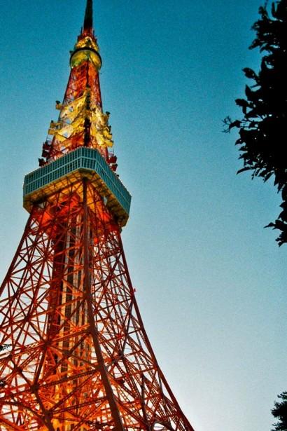 Japan 2001-Tokyo Tower-28