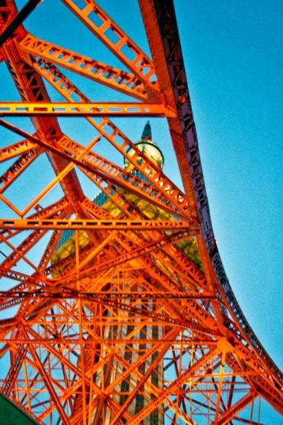 Japan 2001-Tokyo Tower-30