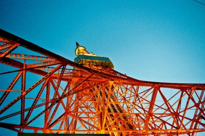 Japan 2001-Tokyo Tower-31