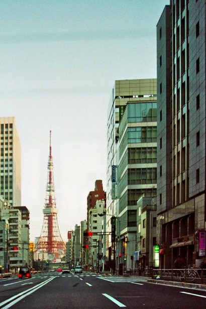 Japan 2001-Tokyo Tower-35